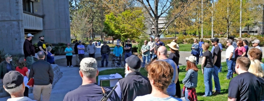 Medford gun supporters prepare for ballot showdown – Mail Tribune